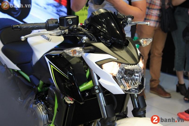 Kawasaki z650 2017 - 6