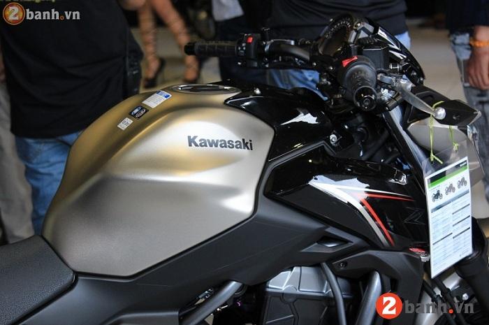 Kawasaki z650 2017 - 8