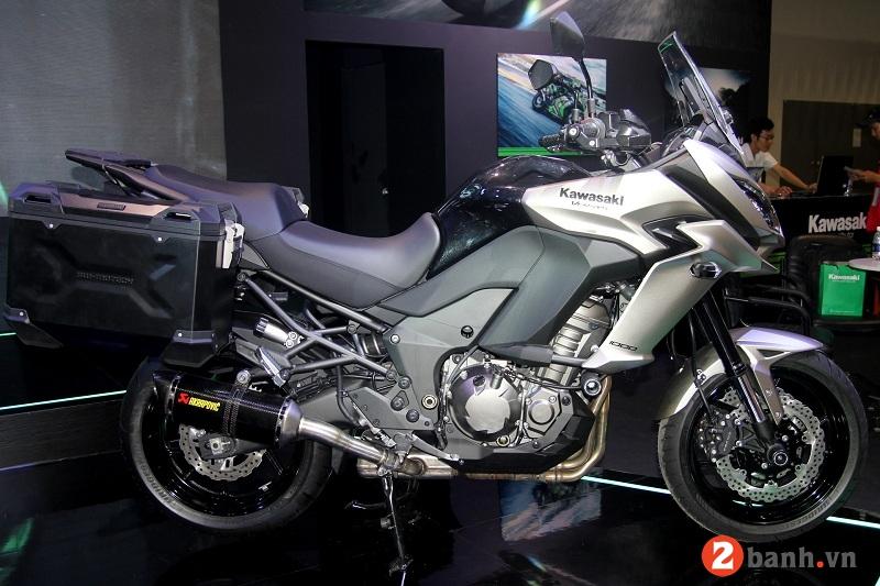 Kawasaki versys 1000 - 1
