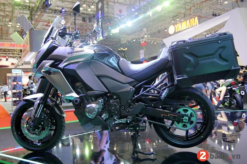 Kawasaki versys 1000 - 2