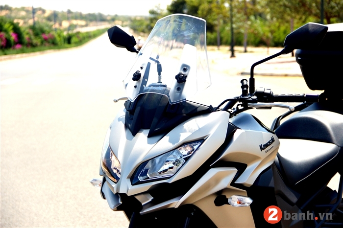 Kawasaki versys 1000 - 4