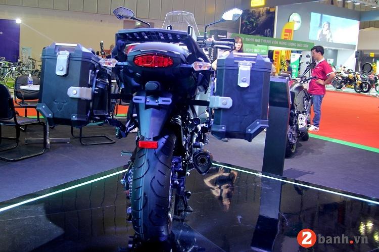 Kawasaki versys 1000 - 9