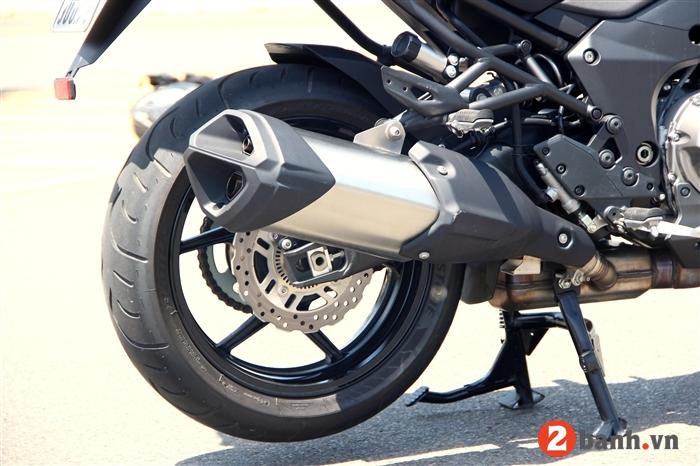 Kawasaki versys 1000 - 8