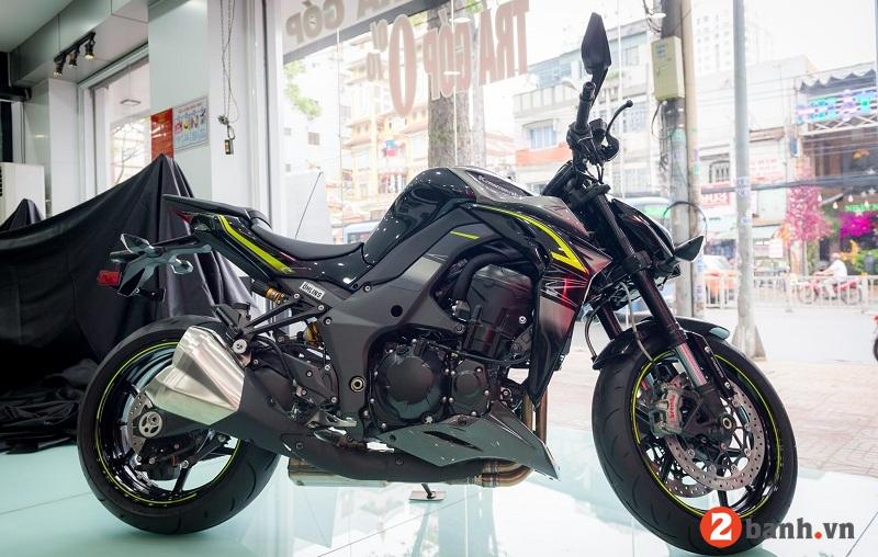 Kawasaki z1000r 2017 - 2