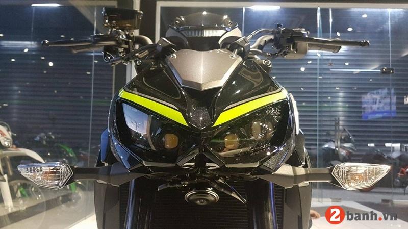 Kawasaki z1000r 2017 - 4