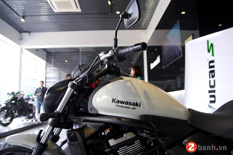 Kawasaki vulcan s abs - 6