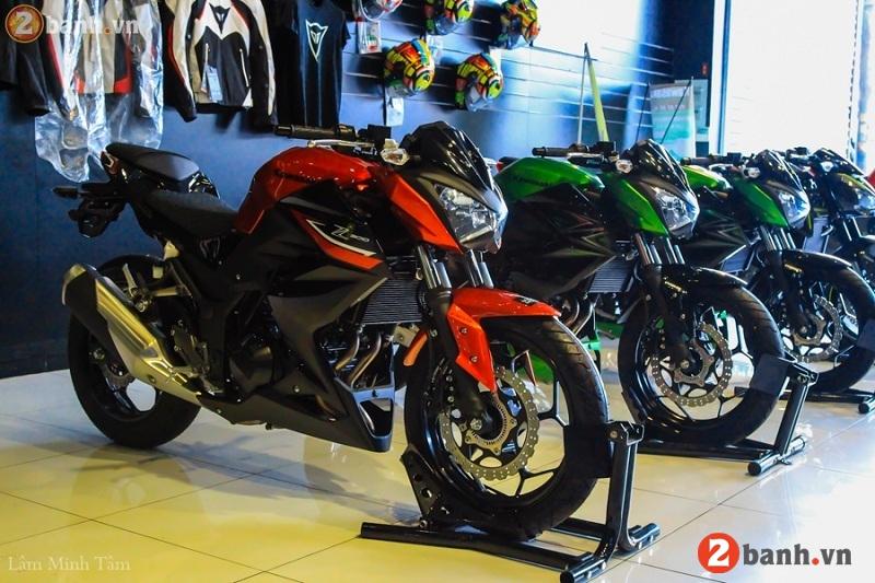 Kawasaki z300 abs 2017 - 1