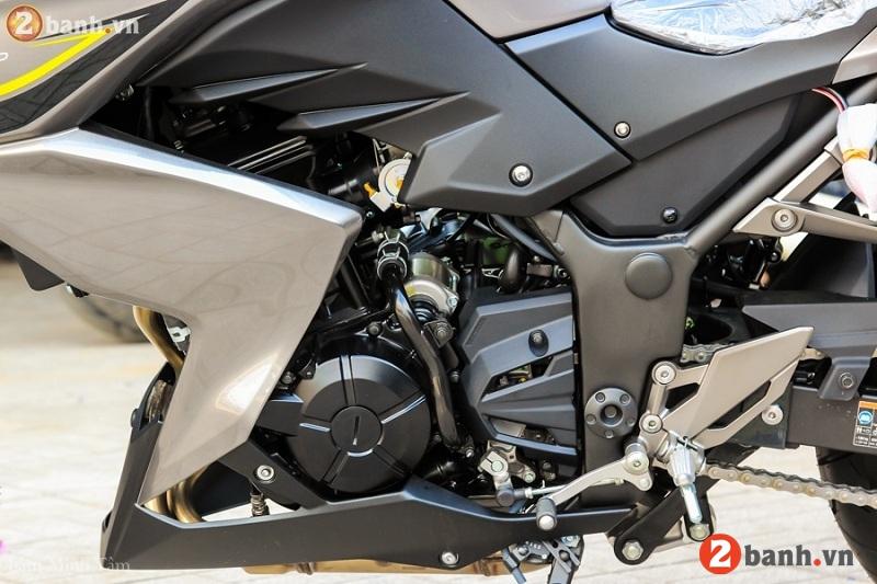 Kawasaki z300 abs 2017 - 5