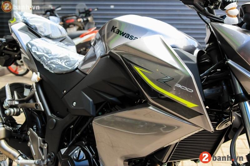 Kawasaki z300 abs 2017 - 4