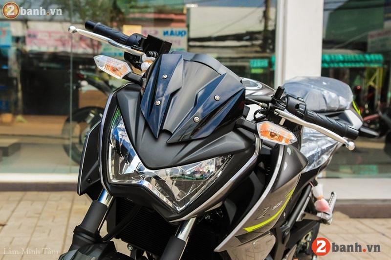 Kawasaki z300 abs 2017 - 3