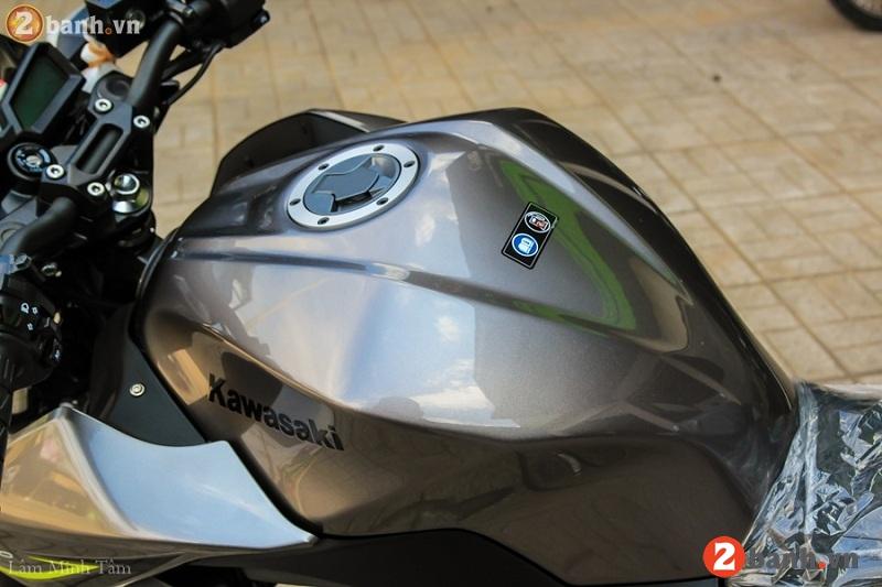 Kawasaki z300 abs 2017 - 6