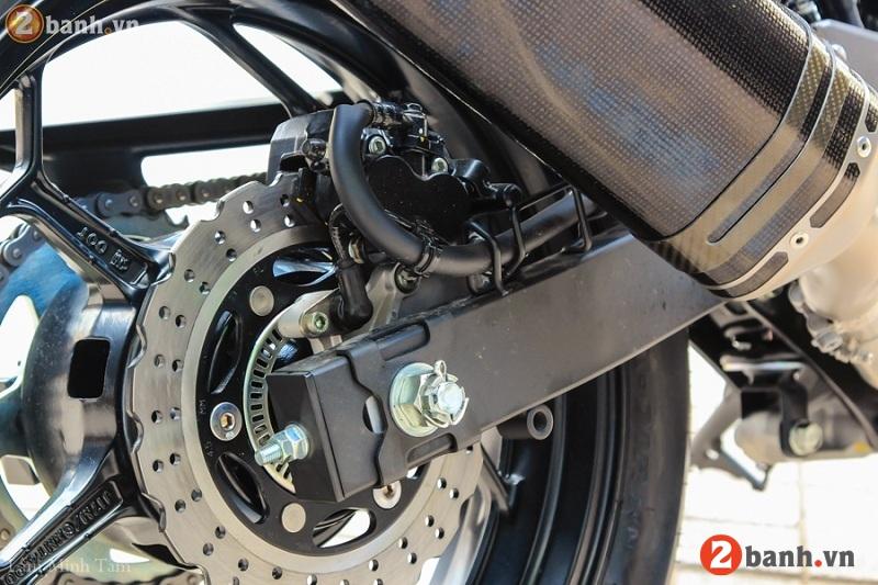 Kawasaki z300 abs 2017 - 9