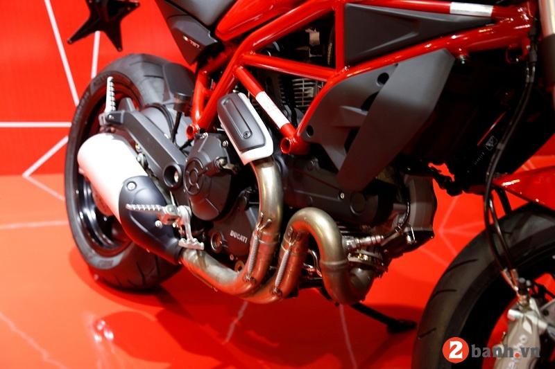 Ducati monster 797 - 3