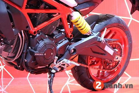 Ducati monster 797 - 4
