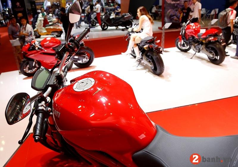 Ducati monster 797 - 7