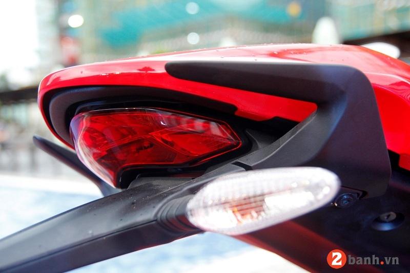 Ducati monster 821 - 9