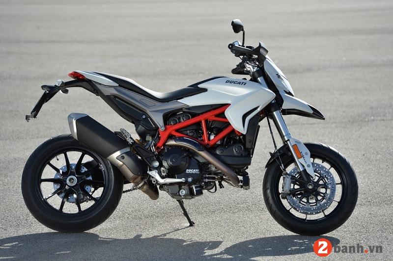 Ducati hypermotard 939 - 1
