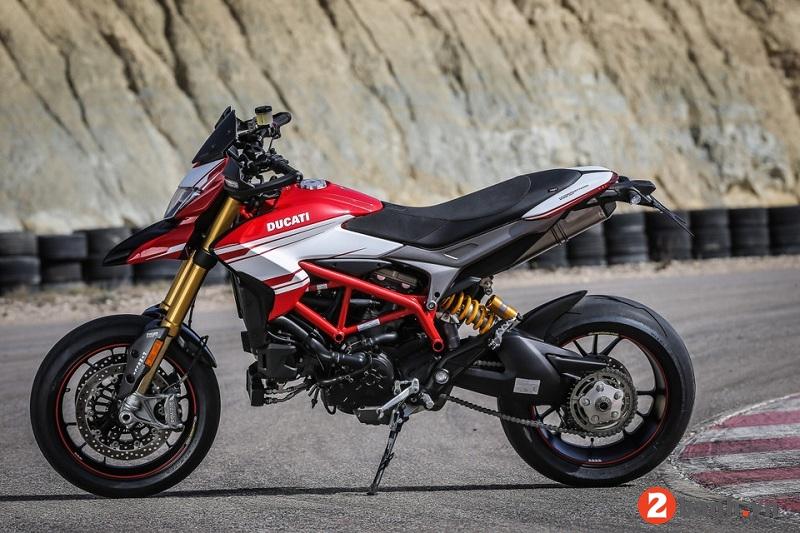 Ducati hypermotard 939 sp - 1