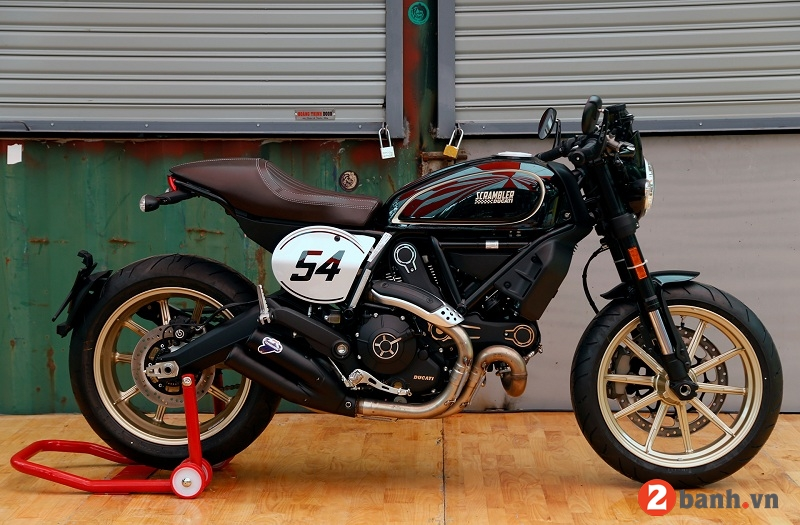 Ducati scrambler cafe racer - 2