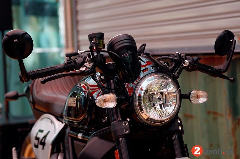 Ducati scrambler cafe racer - 4