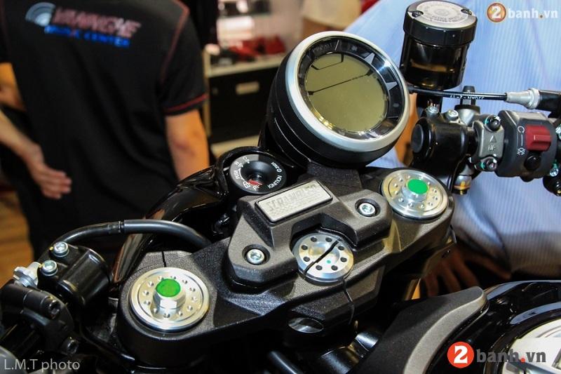 Ducati scrambler cafe racer - 5