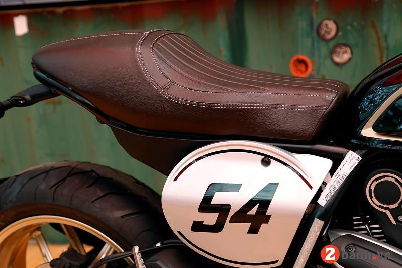 Ducati scrambler cafe racer - 8
