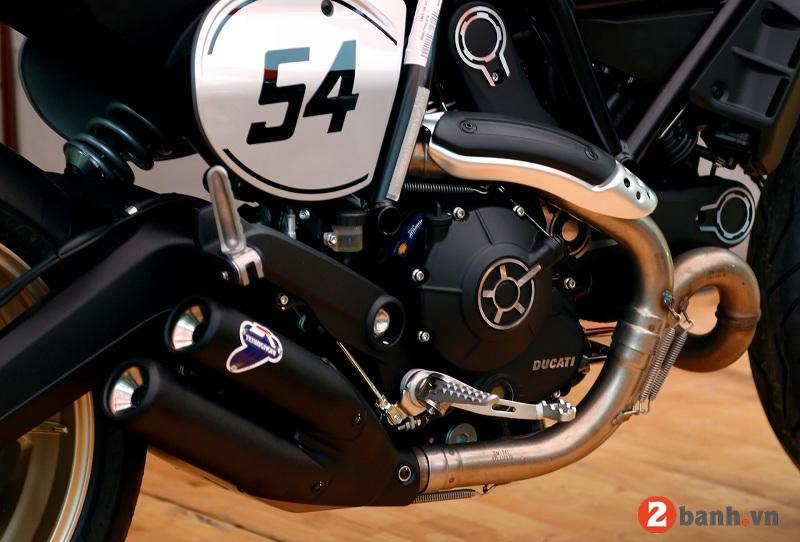 Ducati scrambler cafe racer - 9