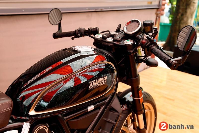 Ducati scrambler cafe racer - 10