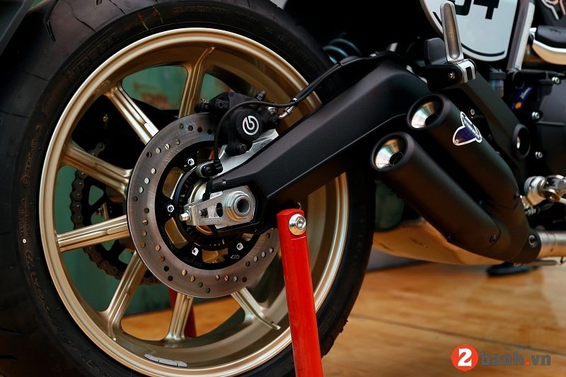 Ducati scrambler cafe racer - 12