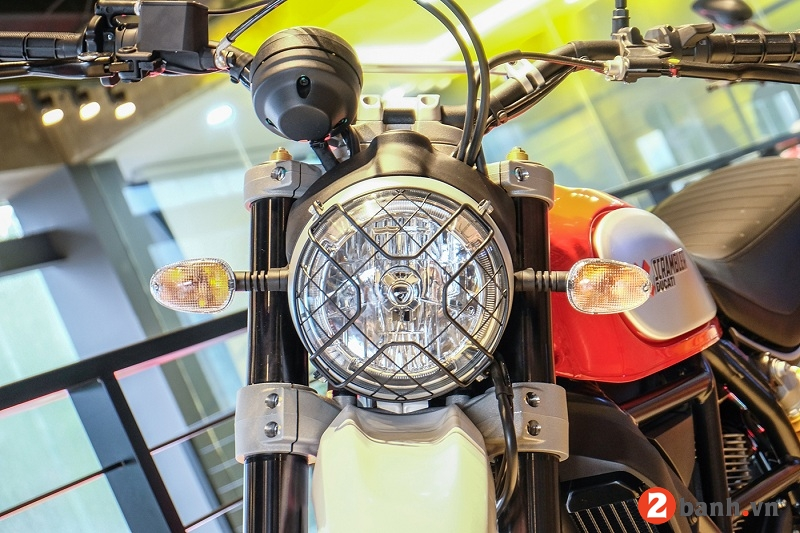 Ducati scrambler desert sled - 4