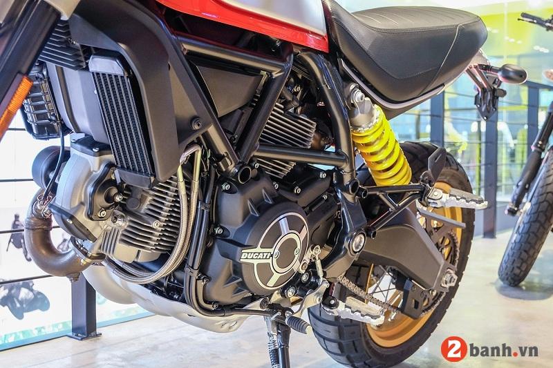 Ducati scrambler desert sled - 3