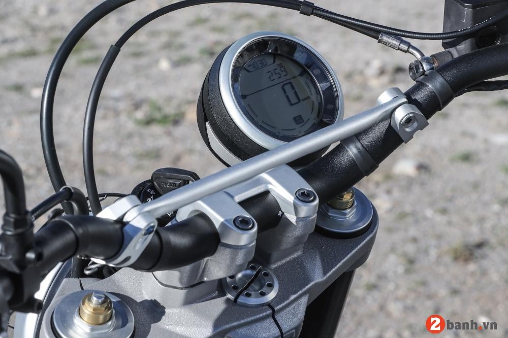 Ducati scrambler desert sled - 6