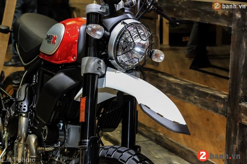 Ducati scrambler desert sled - 7
