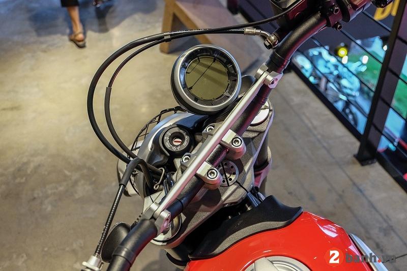 Ducati scrambler desert sled - 5