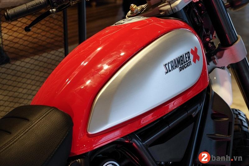 Ducati scrambler desert sled - 9