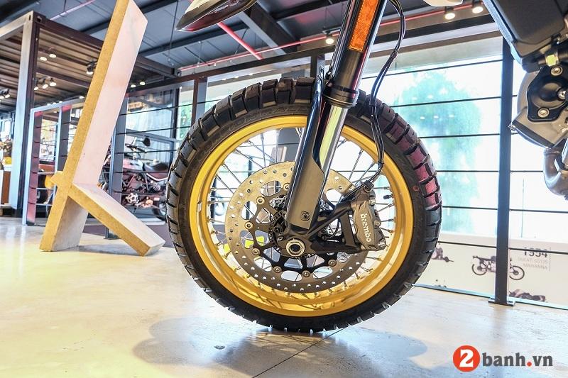 Ducati scrambler desert sled - 14