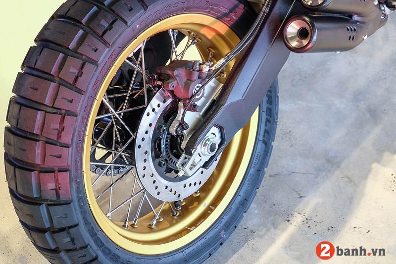 Ducati scrambler desert sled - 15