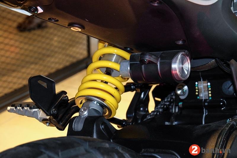 Ducati scrambler desert sled - 13