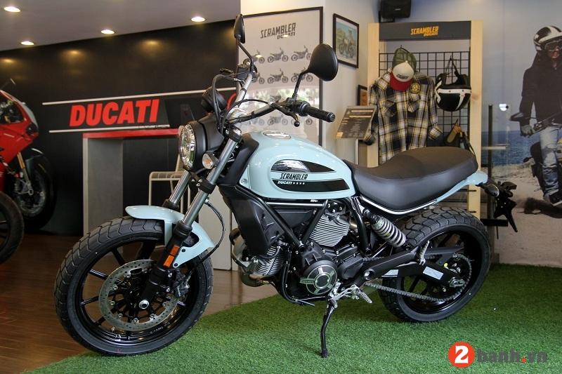 Ducati scrambler sixty2 - 2