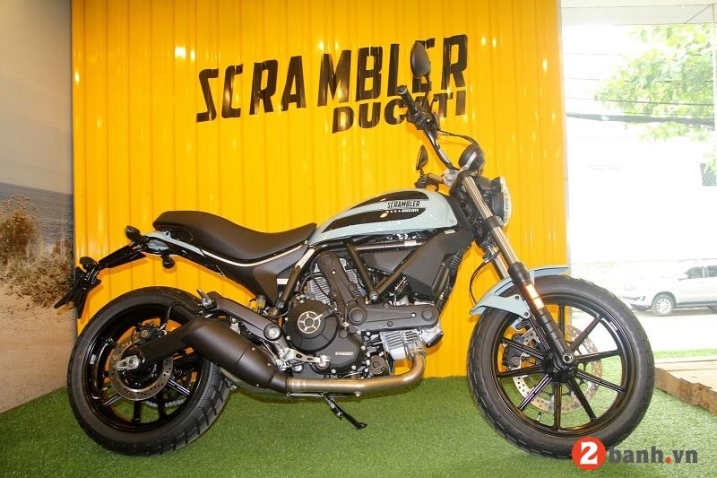 Ducati scrambler sixty2 - 1