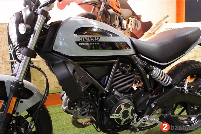 Ducati scrambler sixty2 - 5