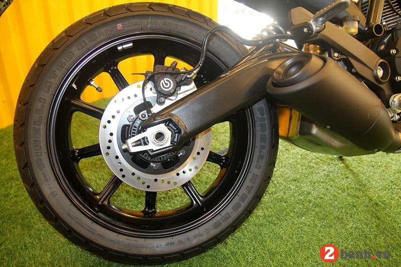 Ducati scrambler sixty2 - 11