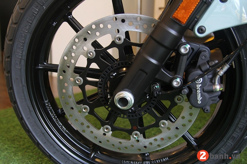 Ducati scrambler sixty2 - 10