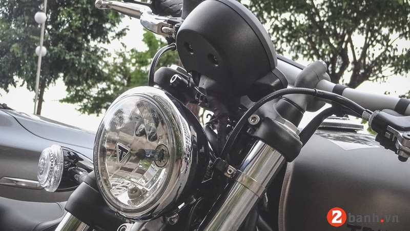 Triumph bonneville bobber 2017 - 5