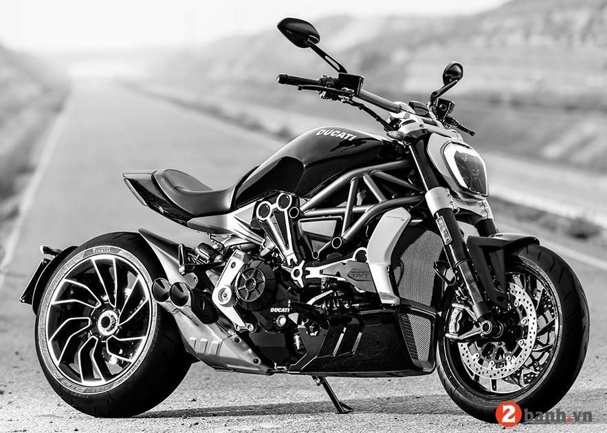 Ducati xdiavel s - 1