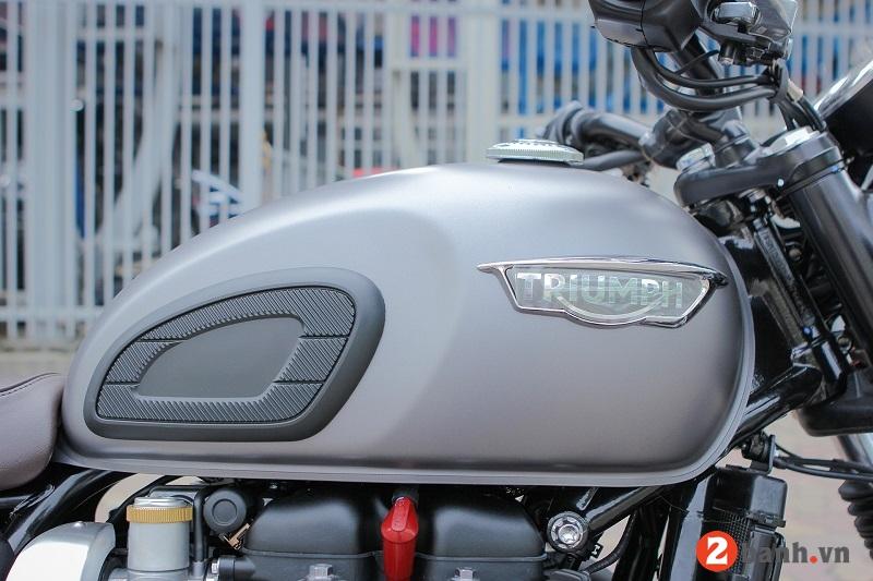 Triumph bonneville t120 - 7