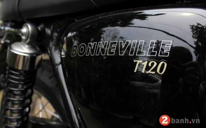 Triumph bonneville t120 - 8
