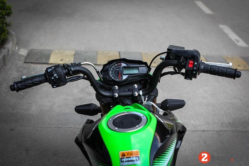 Kawasaki z125 pro 2017 - 4