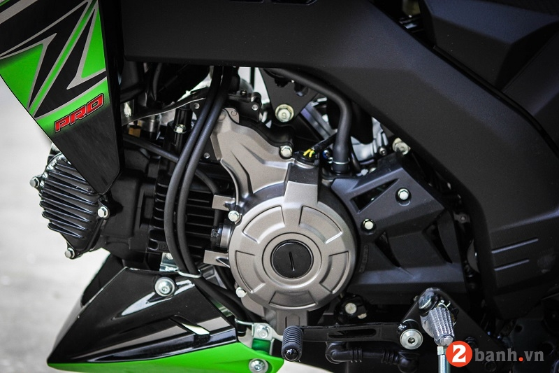 Kawasaki z125 pro 2017 - 7