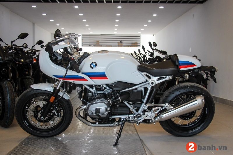 Bmw r nine t racer 2017 - 2